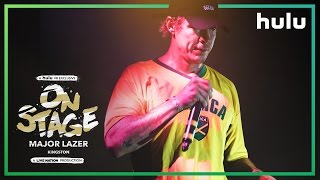ON STAGE: Major Lazer 360 Trailer • Now Streaming in Hulu VR