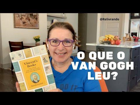 O que o Van Gogh leu?