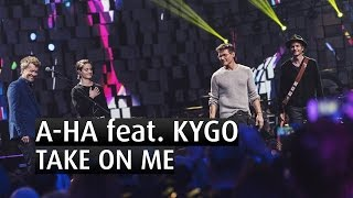 KYGO, A-HA feat KYGO - TAKE ON ME - EXCLUSIVE - The 2015 Nobel Peace Prize Concert