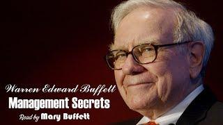 Warren Buffett's Management Secrets: Proven Tools for Personal and Business Success  – Audiobook,