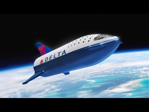 Nahradí raketa BFR tradiční aerolinky? - Svět Elona Muska