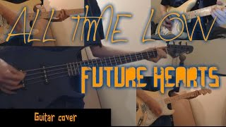 All Time Low - Old Scars / Future Hearts (Guitar Cover)