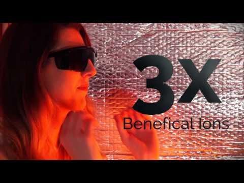 Video Improve Sauna Session   Breathe Safe Plasma Air Purifier - Go Healthy Next