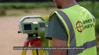 What do you need to think about when ordering a Topographic Survey?
