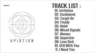 Up10tion 1st Album 'Invitation' Full Album