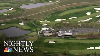 Undocumented Immigrants Knowingly Hired At Trump's Bedminster Club: Report | NBC Nightly News