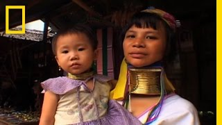 Why Do These Women Stretch Their Necks? | National Geographic