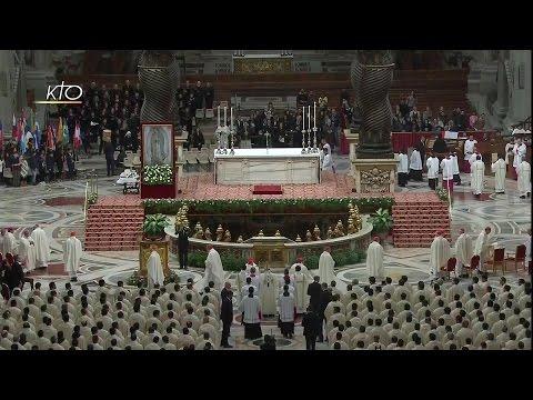 Messe pour la fête de Notre-Dame de Guadalupe