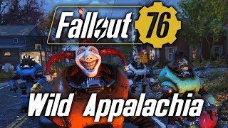 Fallout 76: Wild Appalachia - Booze and Circuses