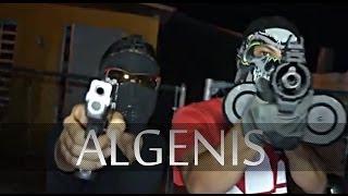 Asi Es La Calle [Vídeo Oficial] - Algenis Ft. Panny De La Real