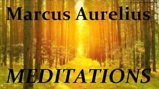 THE MEDITATIONS OF MARCUS AURELIUS - FULL AudioBook   Τὰ εἰς ἑαυτόν