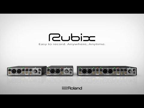 ROLAND Rubix22 USB zvuková karta