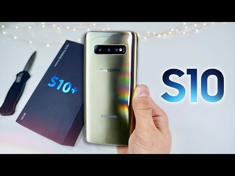 Video over Samsung Galaxy S10