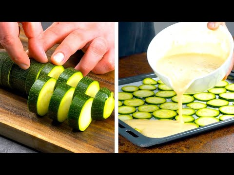 5 Zucchini Recipes That Will Never Get Old!