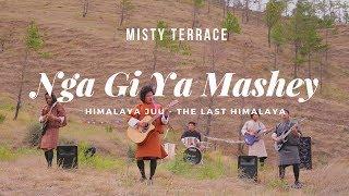 Bhutanese Song | Nga Gi Ya Mashey | Misty Terrace (Lyric/Karaoke)