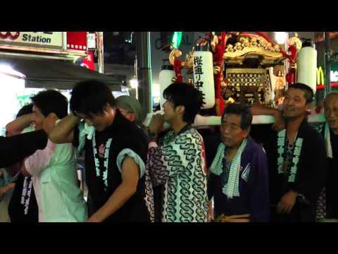 平成25年度 三鷹八幡大神社例大祭-明泉幼稚園の取り組み-