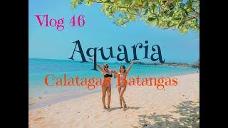 Vlog 46 Aquaria Water Park
