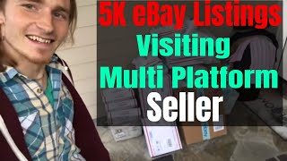 This Guy Has 5,000 eBay Listings and Sells 20-50 Items Per Day