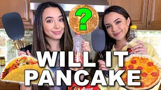 Will It Pancake - Merrell Twins Live - live stream