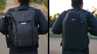 Peak Design Everyday Backpack VS ThinkTank Trifecta 10 - Review & Comparison
