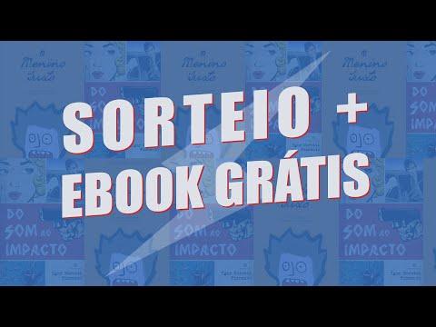 DO SOM AO IMPACTO + SORTEIO + EBOOK GRÁTIS | André Jorge Jr