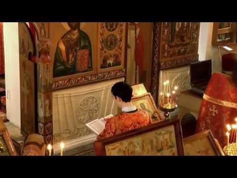 Как посещать церковь к мощам святых