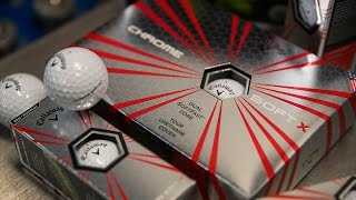 Callaway Talks: What Golfers Can Expect With Chrome Soft X