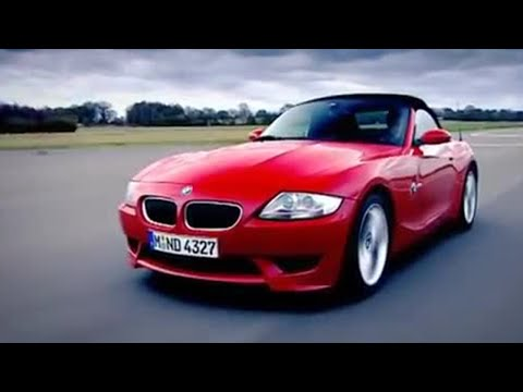 BMW Z4M car review | Top Gear | BBC