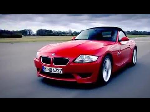 BMW Z4M car review | Top Gear | BBC