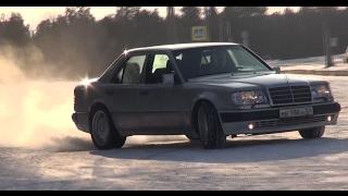 #W124 E500 эпизод 2  Забрал Волчка с ремонта / как отключить ASR / Дрист!