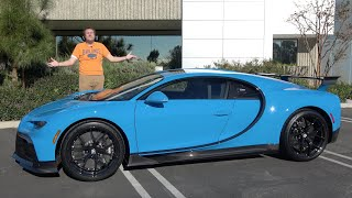 The Bugatti Chiron Pur Sport Is the $3.6 Million Ultimate Chiron