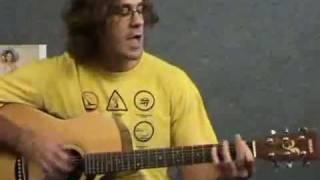 Lección de guitarra. Cómo tocar Deltoya de Extremoduro