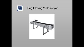 Inpak Systems | V-Belt Bagging Conveyors