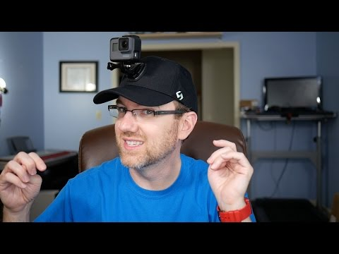 GoPro Hat Camera from Smatree