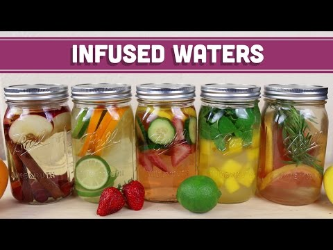 Video Infused Water For Summer - Mind Over Munch