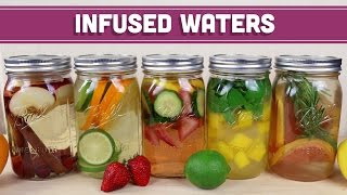 Infused Water For Summer - Mind Over Munch