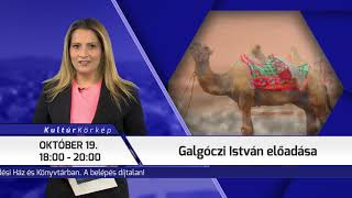 TV Budakalász / Kultúrkörkép / 2018.10.18.