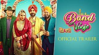 Band Vaaje - Official Trailer | Binnu Dhillon, Mandy Takhar, Gurpreet Ghugi & Jaswinder Bhalla