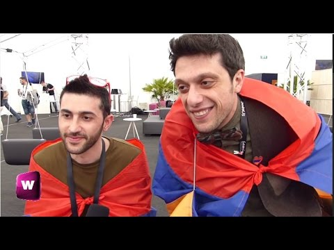 Eurovision 2014 Interview: Aram MP3 from Armenia | wiwibloggs