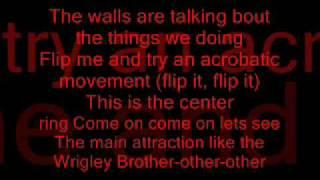 Danity Kane-Strip Tease-Lyrics