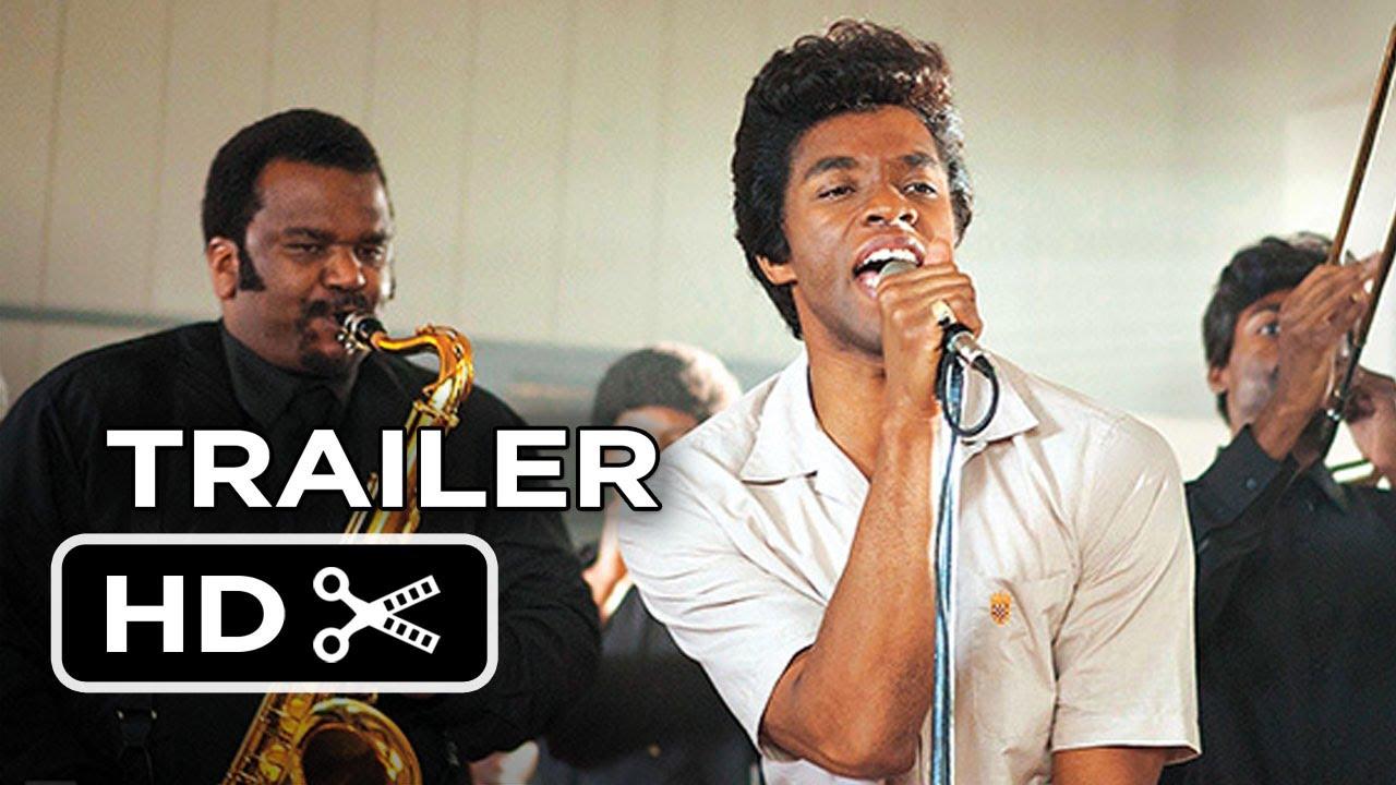 Video trailer för Get On Up Official Trailer #1 (2014) - James Brown Biography HD