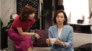 mqdefault - 木村佳乃:「後妻業」第3話で木村多江とイヤミ合戦「へとへとに」