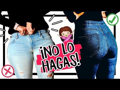 LO QUE NUNCA TE DIJERON DE LOS JEANS | Dolce Placard