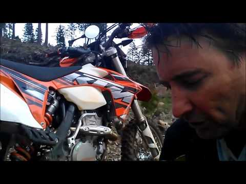 2013 KTM 350 EXC-F  PERFORMANCE REVIEW 13/48 GEARING