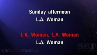 The Doors - L.A. Woman Karaoke (Varel) & hmongbuy.net - LIGHT MY FIRE-THE DOORS-Karaoke Pezcame.Com