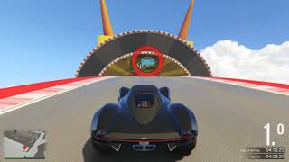 TRANSFORMER RACE #2 / / GTA V ONLINE
