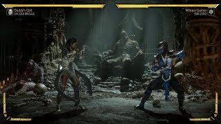 MK11: Jacqui Briggs Gameplay & Character Breakdown