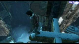 Uncharted 2 - Heart Of Ice - Traversing