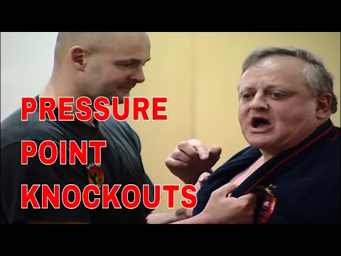 PRESSURE POINT KNOCKOUTS