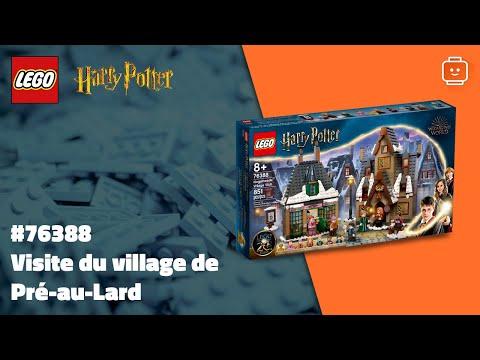 Vidéo LEGO Harry Potter 76388 : Visite du village de Pré-au-Lard